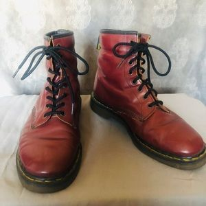 Doc Martin Classic Boots by Dr. Martin